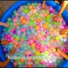 Colorful round bomb water balloon,Top quality latex balloons, magic water balloon wholesale