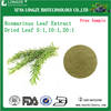 Spray dried Rosmarinus Leaf powder Rosmarinus eriocalyx var. eriocalyx extract powder