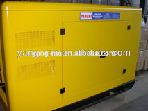 water cooled electric silent shanghai 50 kW 3 phase diesel generator 380v