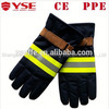 EN 659standard firefighting gloves