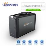New Design Outdoor Portable Solar Generator AC Solar Power Generator 400w