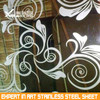 201 304 Color Etching Coated Elevator Door Stainless Steel Sheets