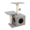 Factory cat tree tower with cat house cat scratcher tower