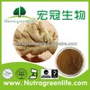 Gingerols Ginger Root Extract CAS 1391-73-7