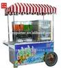 new type ice cream and pulp juice machine combination