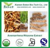 High quality Common Anemarrhena Rhizome Extract