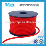 4mm polyester parachute rope 550 paracute cord red