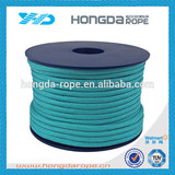 4mm polyester parachute rope 550 paracute cord lake blue
