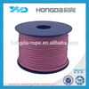 4mm polyester parachute rope 550 paracord cord purple