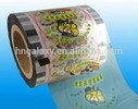 Colored printing laminated packaging PET/OPP/CPP film