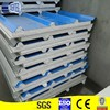 factory popular cold room corrugated eps sandwich roof panels/wall panels/decoration EPS sandwich panel
