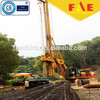 Hydraulic Long Spiral Rotary Drilling Rig FAR280 Pile Driving Rigs