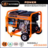 178f diesel magnet generator 3000w for sale electric starting with battery