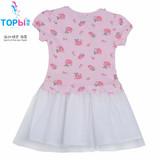 Children Summer dress, kids clothes girl's Casual Princess dress kids high end cotton wear Age 1-16years