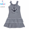 Children Summer dress, kids clothes girl's Casual Princess dress kids high end cotton wear Age 1-16years