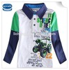 (A6500) 2-6y children shirt boy clothes baby boy shirt long sleeve five different size brand nova kids shirt children clothing