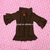 Wholesale Baby Girls Soild Color Knit Cotton Cardigans