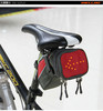 Bicycle Rear Brake Light saddle bags with Led Lighting Indicator Bicycle Turn signal