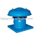 roof axial flow fan