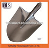 farming tools painted digging steel spade shovel head for sale