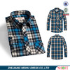 Mens custom flannel shirts checks plaid casual shirts for man wholesale