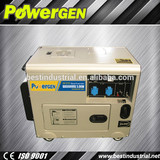 2014 Hot Sale!!!POWER-GEN diesel generator set price of 5kva/low price soundproof diesel generator