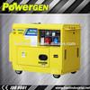 small diesel generator 5kw diesel generation, portable generator with diesel engine