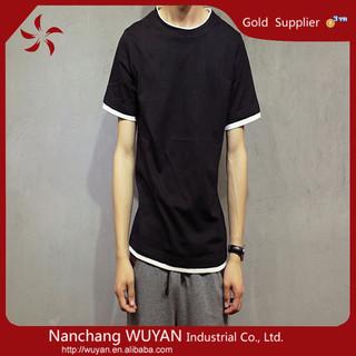 latest t shirt designs for men 2015 Top quality Custom Printed Men T shirt Wholesale blank t shirts
