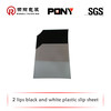easy and simple to handle plastic slip sheet made by HDPE