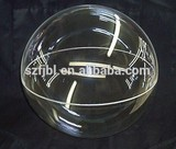 2015 hot sale acrylic christmas balls around the corner