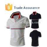 New Men Fashion Casual T-Shirt Short Sleeve Stand Collar Polo Shirt Wholesale