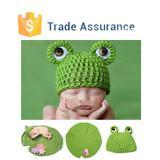 Wholesale Baby Crochet Beanie , Fancy Animal Baby Hats, Custom Baby Hat