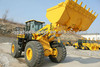 HOT PRODUCTS!!! 5T Wheel Loader 857(Cummins Engine/162KW/3m3 Bucket Capacity/ISO Certificate) /5T Front Loader For Sale