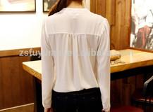 Ladies strips dress casual shirt,chiffon blouse and tops ,shirts for women 2015