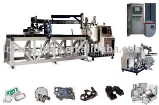 Electrical panels sealing equipment