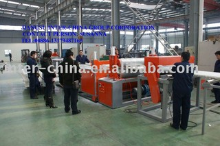Polystyrene Extrusion Line