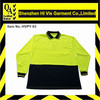 Hi Vis Yellow Polo Shirt For Men Safety Workwear
