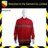 100% cotton safety uniform ,work uniform ,reflective jacket
