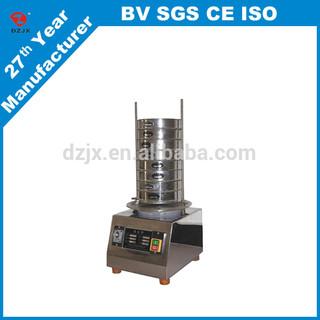 Best quality factory price cassava starch (food grade) vibrating test sieve equipment