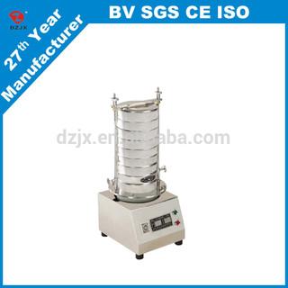 ISO&CE certificate Sturdy sugar powder and grain powder vibration test screen machine