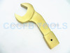 Striking Open End Bent Wrench Hammer Slogging Spanner High Quanlity Botou Hand Tools