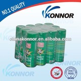 konnor hot sale knock down mosquito spray, aerosol insecticide repellent , oil based mosquito repellent spray