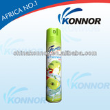 Konnor hot sell eco-friendly different flavor air freshener ac car air fresheners