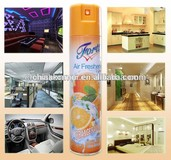 Konnor Fortte Brand 300ml eco-friendly ac car air fresheners aerosol air freshener