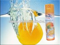 hot sale, high quality,300ml Fortte aerosol air freshener in strawberry flavor ac freshener