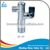 Stainless Steel Filter/Filtration Angle Valve Used with Auto Drain Solenoid Valve ZCS-720,721,722