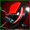 Fashionable led light bluetooth two wheel smart self balance hover board electric scooter G17A115