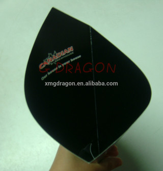 Customized logo low MOQ disposable chip paper box