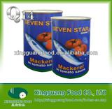 jack mackerel canned