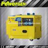 2014 Hot Sale!!!POWER-GEN 50hz diesel generator price list/generator price diesel generator set 5kva
